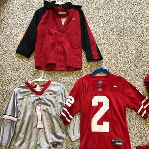 Nike 4T bundle Ohio State